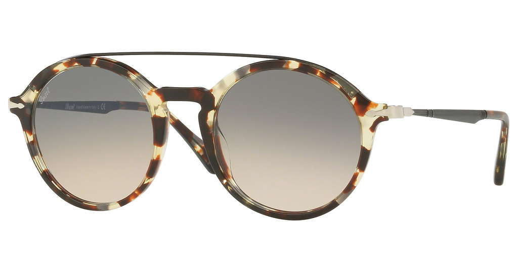 Persol   PO3172S 105732 CLEAR GRADIENT GREYHAVANA GREY BROWN